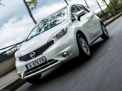 Nissan Note фото