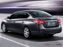 Nissan Sylphy фото