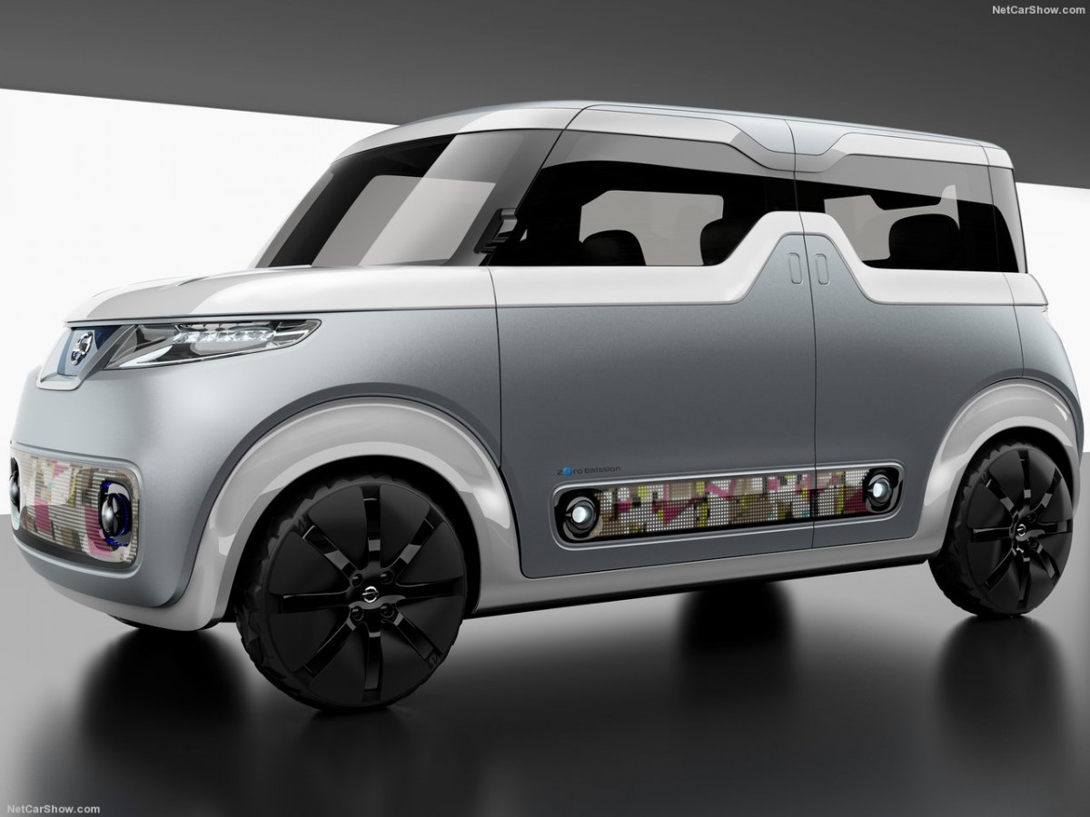 Nissan Teatro for Dayz Concept фото 160248