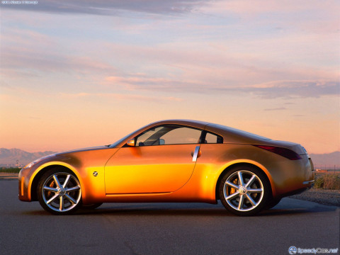 Nissan Z Concept фото