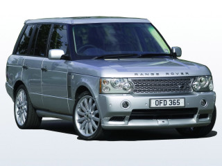 Overfinch Range Rover фото