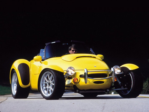 Panoz AIV Roadster фото