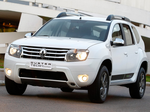 Renault Duster фото
