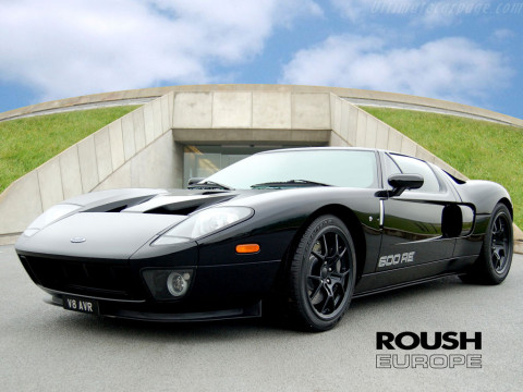 Roush Ford GT 600RE фото