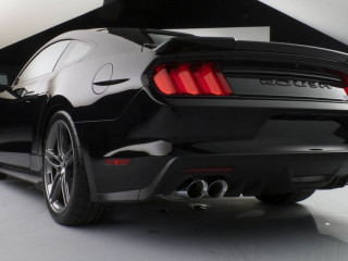 Roush Ford Mustang фото