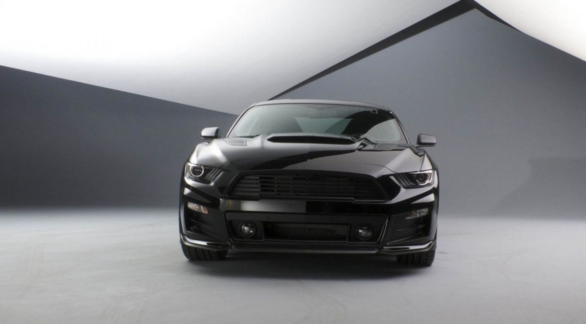 Roush Ford Mustang фото 135182