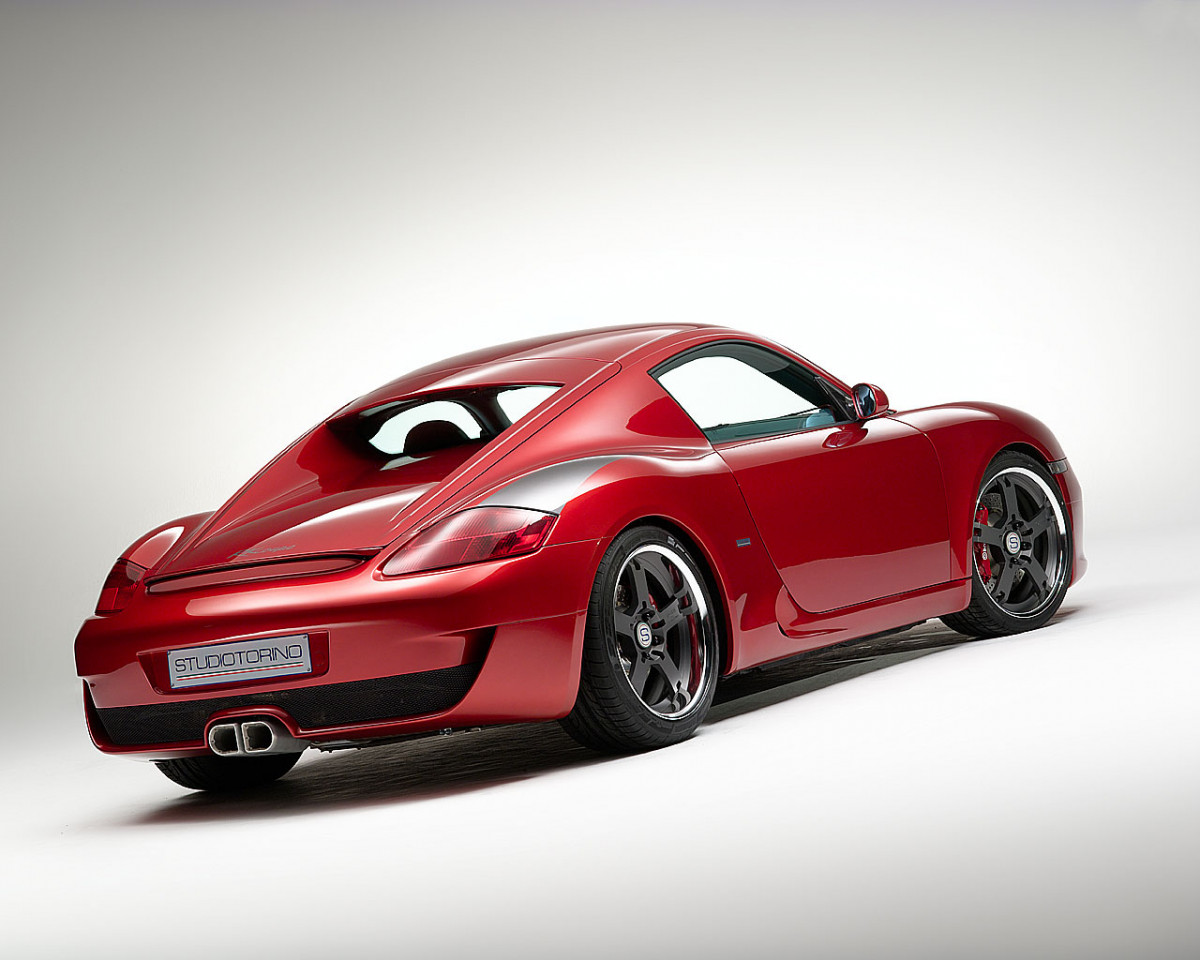 Ruf RK Coupe фото 37840