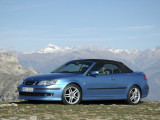 Saab 9-3 Convertible 20 Years Edition фото