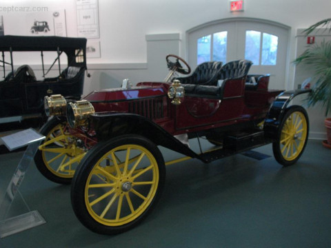 Stanley Steamer Model L Roadster фото