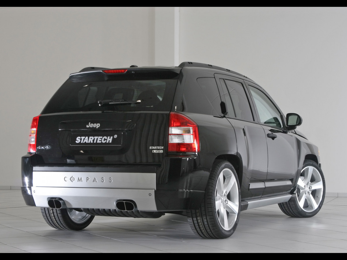 Startech Jeep Compass фото 40016