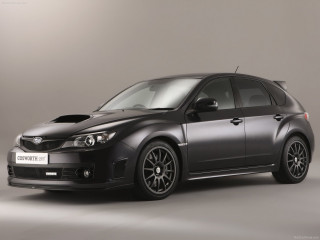 Subaru Impreza STI Cosworth CS400 фото