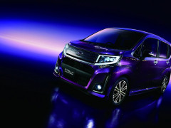 Subaru Stella Custom RS S-Edition фото