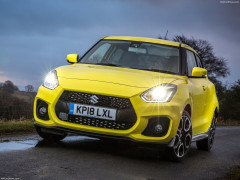 Suzuki Swift Sport фото