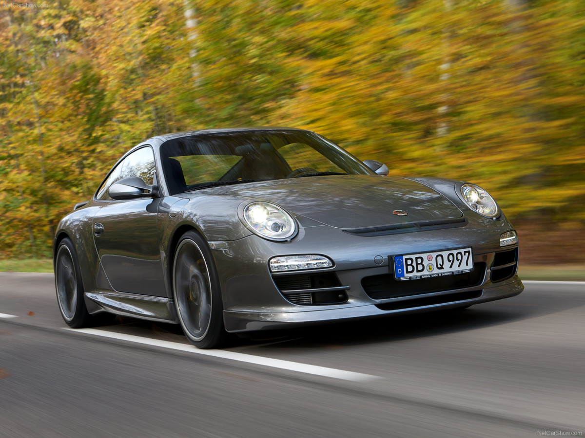 Techart Porsche 911 Aerokit I фото 60151