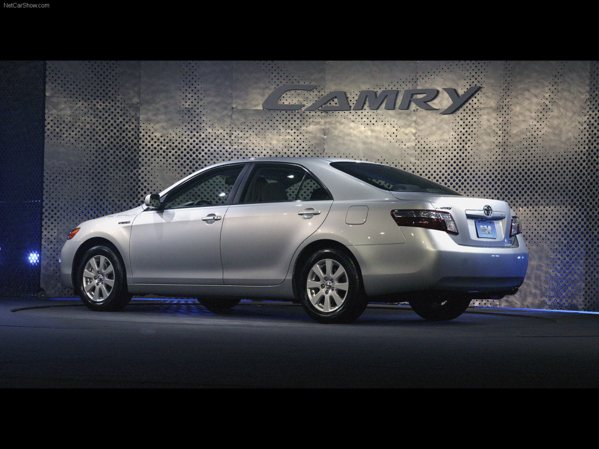 Toyota Camry фото 31181