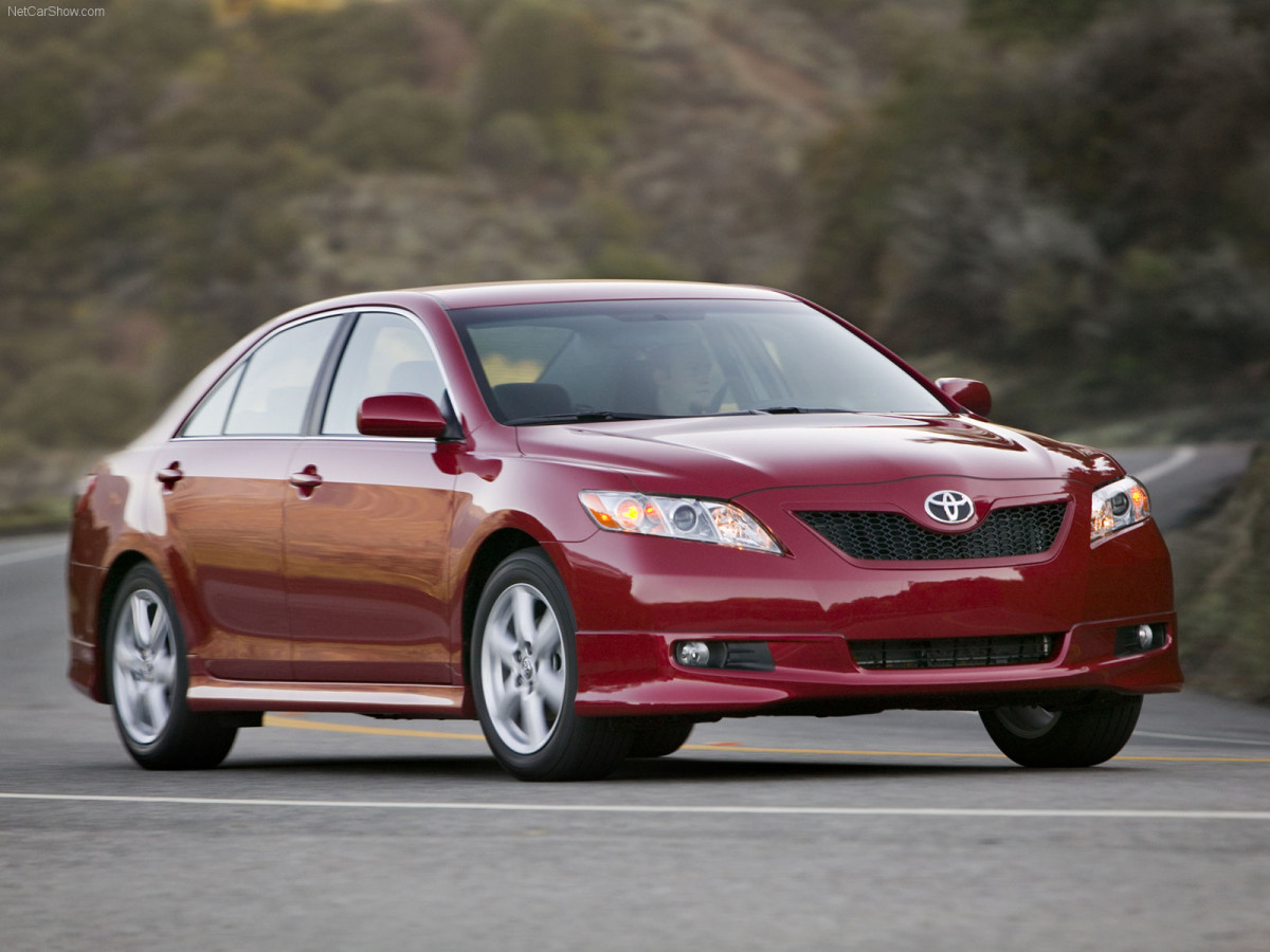 Toyota Camry фото 31188