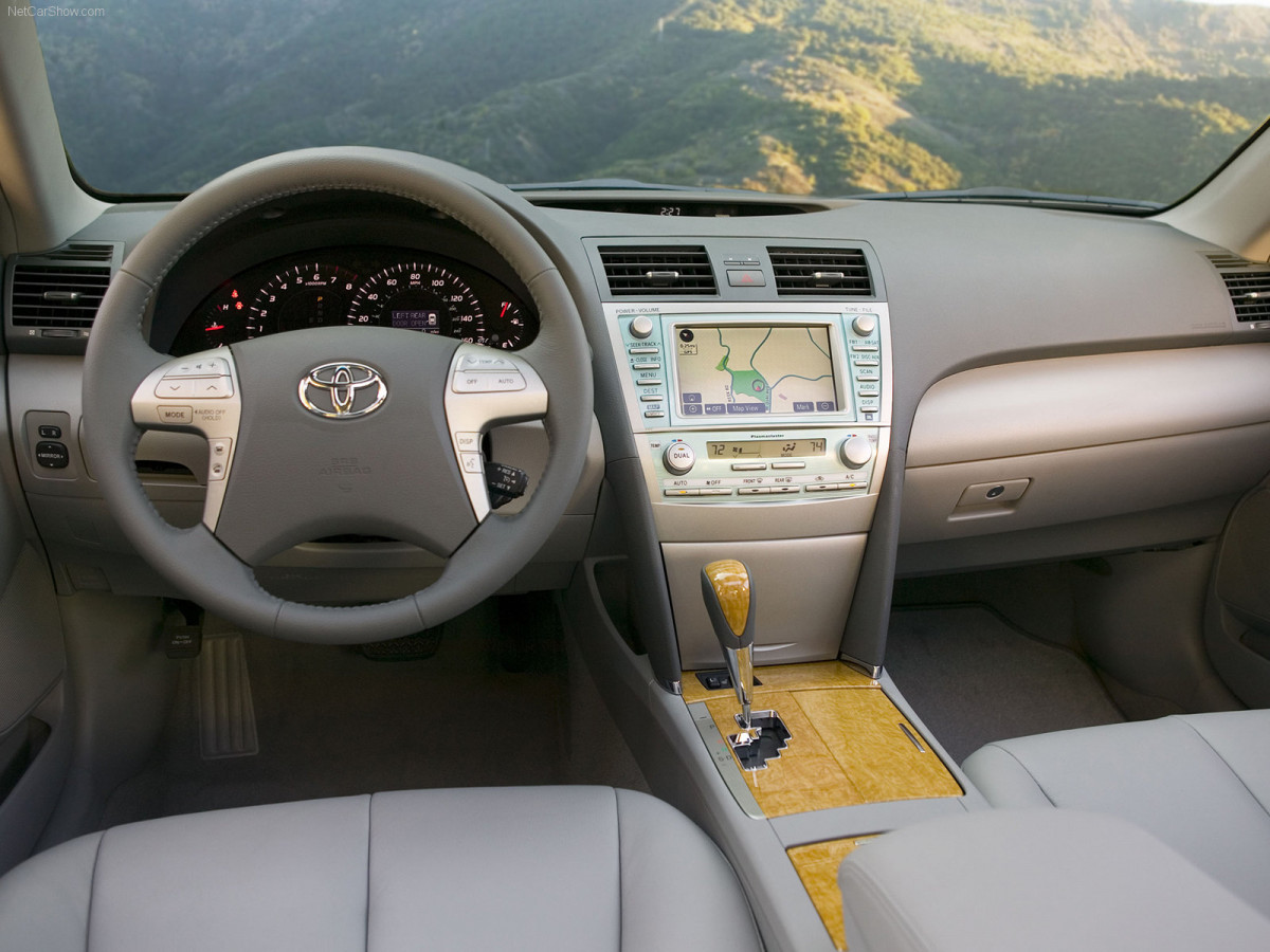 Toyota Camry фото 31200