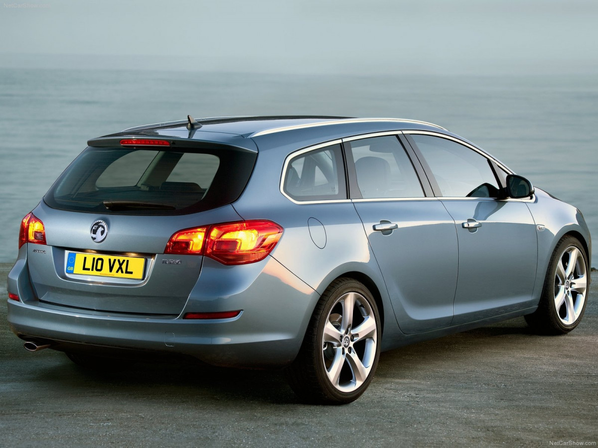 Vauxhall Astra Sports Tourer фото 77262
