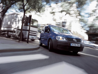 Volkswagen Caddy фото