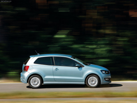 Volkswagen Polo BlueMotion фото