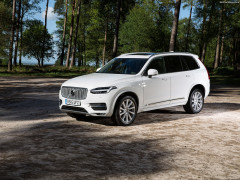 Volvo XC90 UK-Version фото