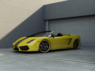 Wheelsandmore Lamborghini Gallardo LP620 YarroW фото