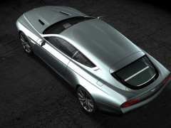 Zagato Aston Martin Virage Shooting Brake фото