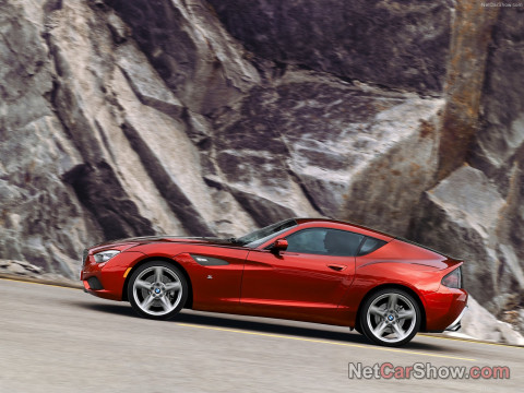 Zagato BMW Coupe фото
