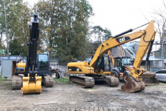 Экскаватор Caterpillar 320 DL