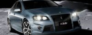 Holden HSV W427 идет на конвейер