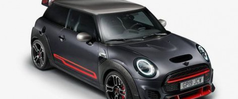 Новый MINI John Cooper Works GP уже в России