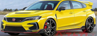 Новая Honda Civic Type R