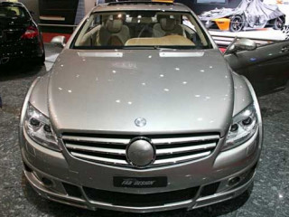 FAB Design Mercedes CL600