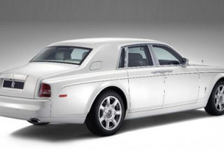 Rolls-Royce Phantom Mirage