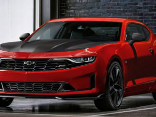 У Camaro Turbo 1LE отдача 279 л.с., 400 Н•м