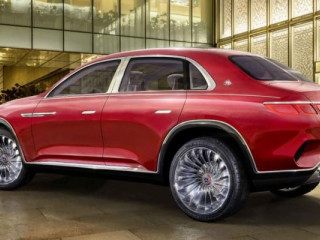 Mercedes-Maybach Ultimate Luxury