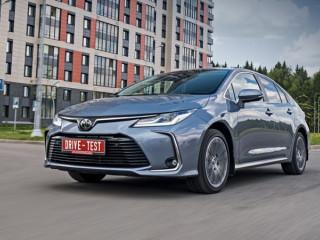 Выбраны семь автомобилей на звание Автомобиль года