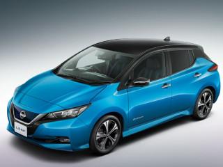 Модель Nissan Leaf получит новую версию