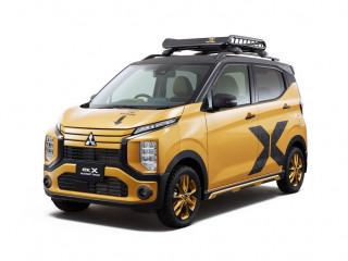Компания Mitsubishi представит семь новинок в Токио