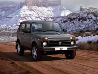 Новые версии Lada 4х4 уже в продаже