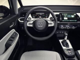 Ожидается новое поколение Honda Jazz