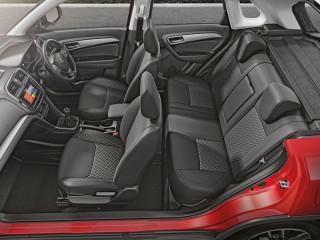 Компания Suzuki обновила Vitara Brezza