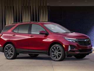 Chevrolet выпустил обновленный Equinox