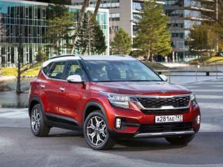 Продажи нового Kia Seltos стартовали в России