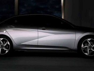 Компания Hyundai представит обновленную Elantra