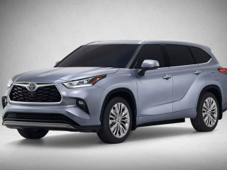Toyota представит обновленный Highlander в России