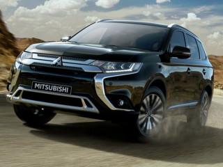 Mitsubishi объявила о производстве нового Outlander 2020