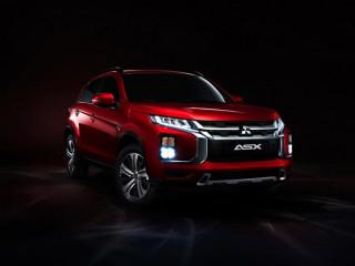 Новая версия Mitsubishi ASX появится в России