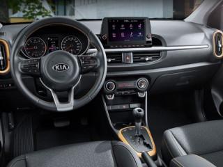 Kia представила рестайлинговый Picanto
