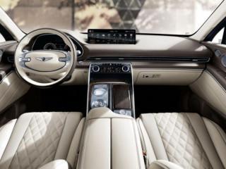 Продажи Genesis GV80 российской сборки начнутся осенью